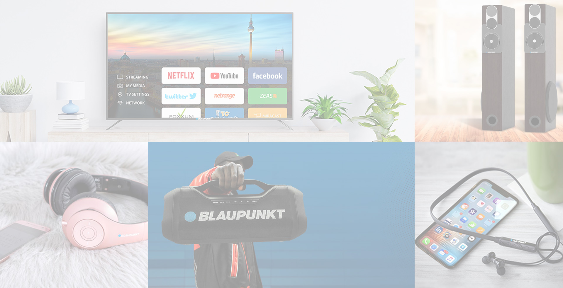 Blaupunkt Licensing Consumer Electronics
