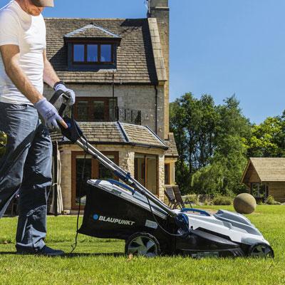 Blaupunkt brand licensing lawn and garden
