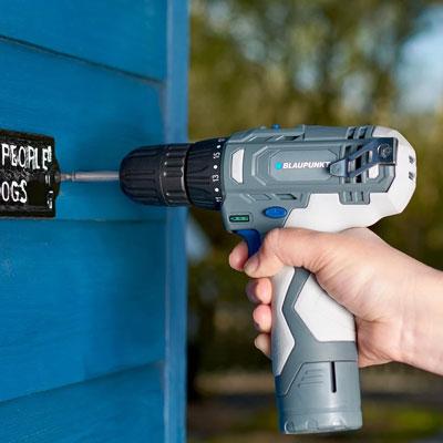 Blaupunkt Brand Licensing Power Tools