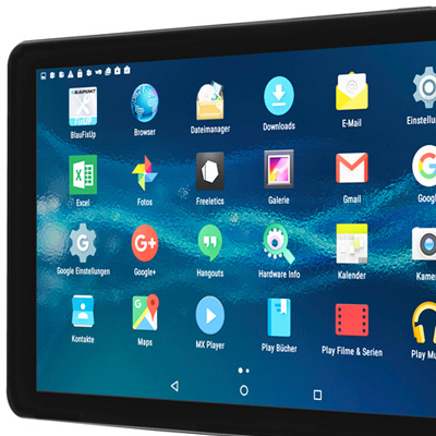 Tablet-PC brand licensing with Blaupunkt
