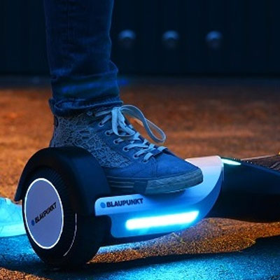 E-Mobility, E-Scooter, Hoverboards